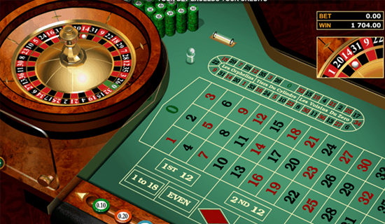 Play Free Roulette Games